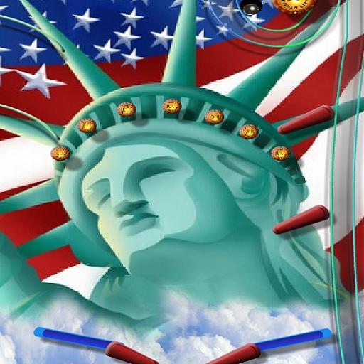 SL Casino 3D American Pinball