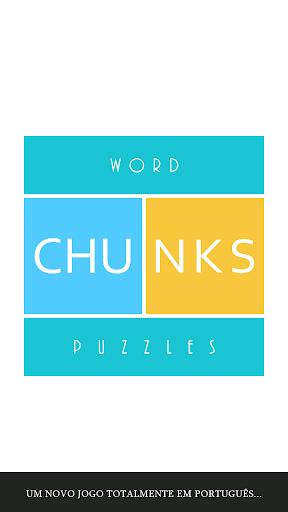 Chunks - Palavras Cruzadas