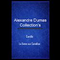 Alexandre Dumas Fils Books logo