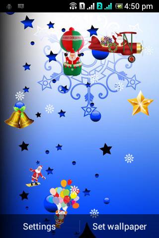 クリスマスライブ壁紙無料