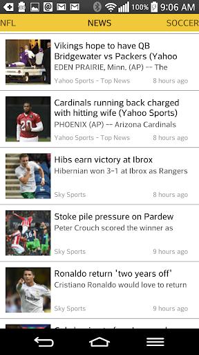 體育新聞專業