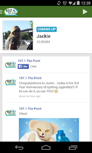 107.1 The Point - screenshot thumbnail