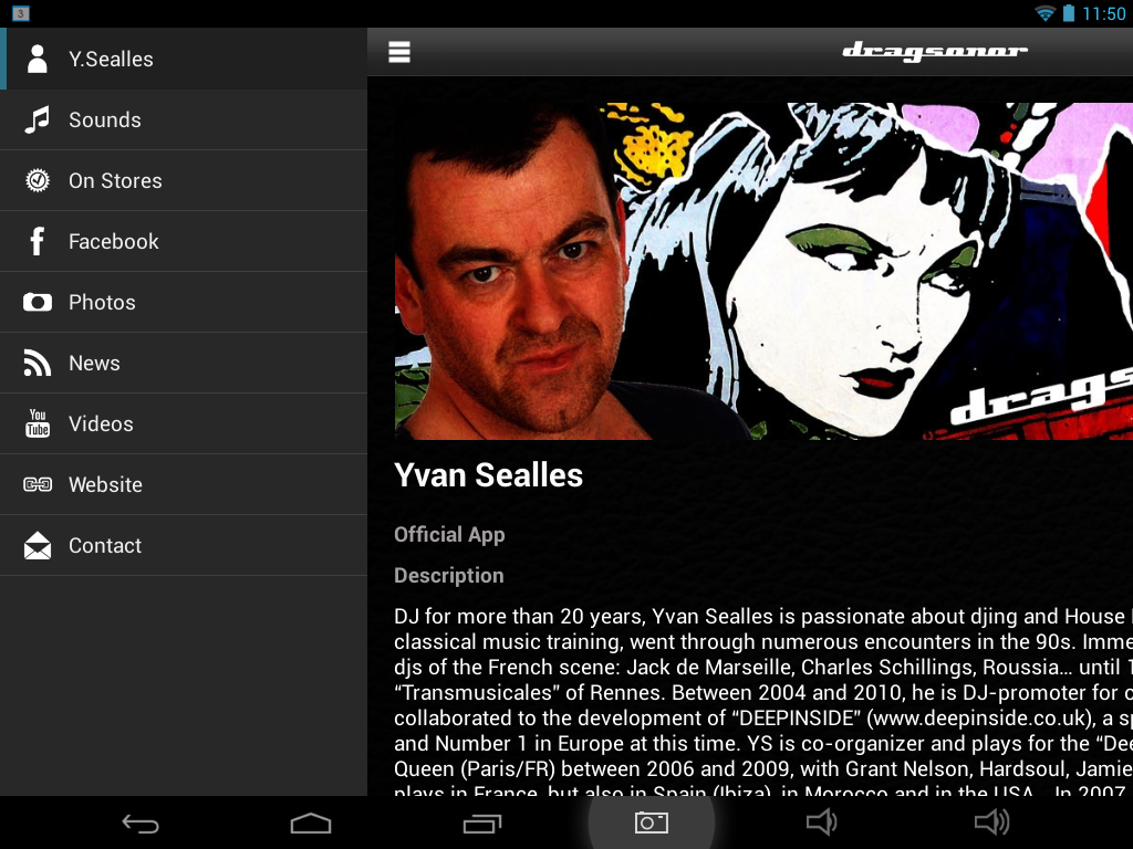 Yvan Sealles House  Music - screenshot
