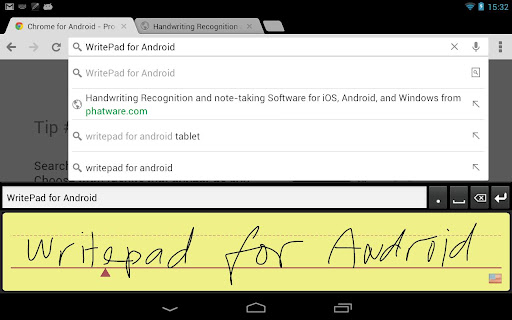 WritePad v3.3.559 APK