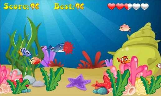 Free Eat Fishes - screenshot thumbnail