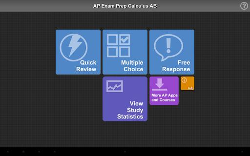 AP Exam Prep Calculus AB