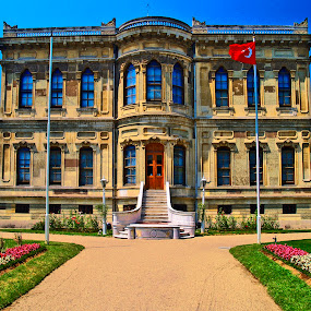 small water palace istanbul by Ahmet Güler - Buildings & Architecture Public & Historical ( small water palace details should os istanbul, , Urban, City, Lifestyle )