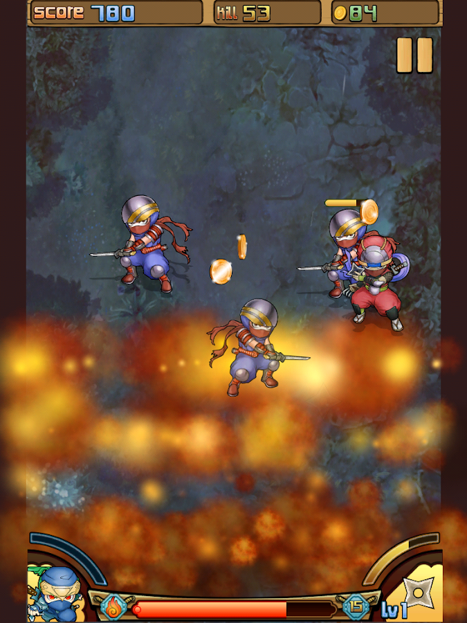 Ninja Legend- screenshot