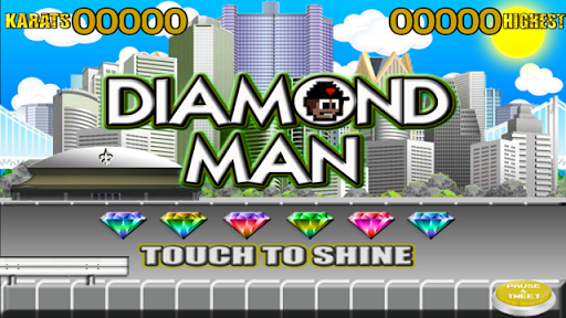 Diamond Man PRO