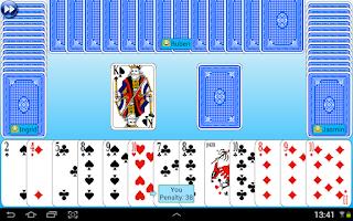 Screenshot of G4A: Indian Rummy