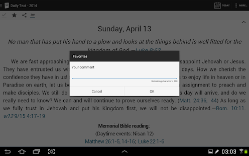 玩免費書籍APP|下載Daily Text 2014 Pro app不用錢|硬是要APP