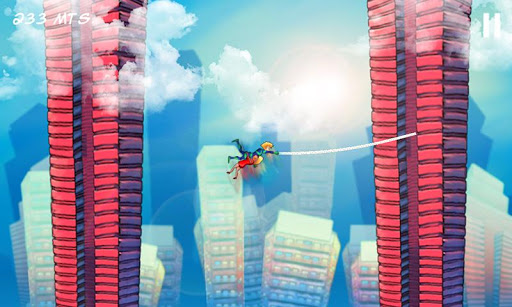 Spider Guy Screenshot