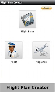 Flight Plan Creator- screenshot thumbnail