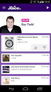 Juice FM Radio, Liverpool- screenshot thumbnail