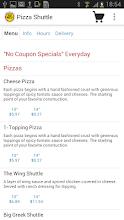 Pizza Shuttle screenshot thumbnail