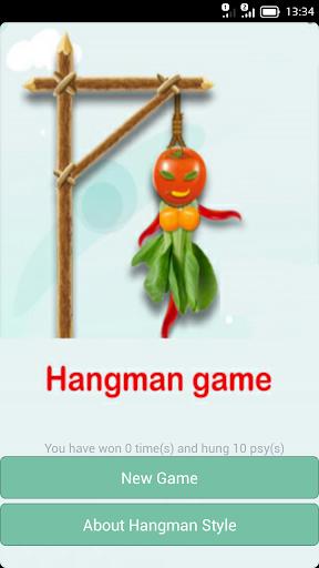 Hangman Medals