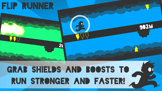 Flip Runner - screenshot thumbnail