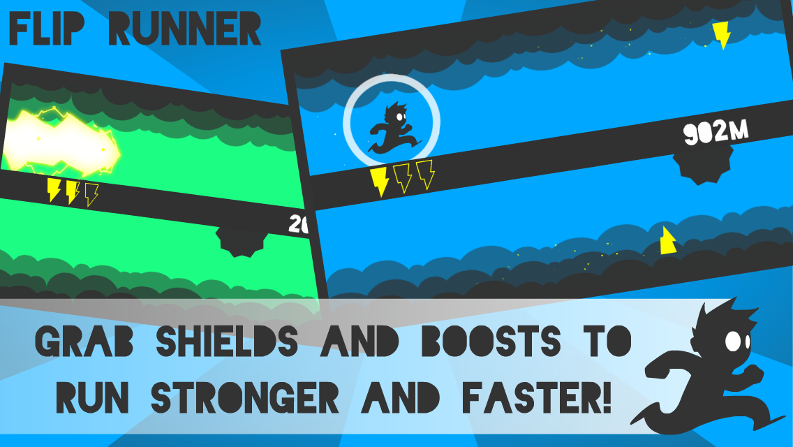 Flip Runner - screenshot
