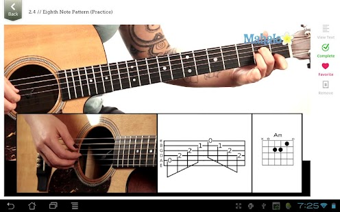 Learn Fingerpicking - screenshot thumbnail