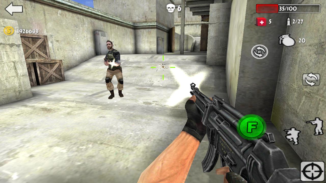 Gun Strike 3D- screenshot