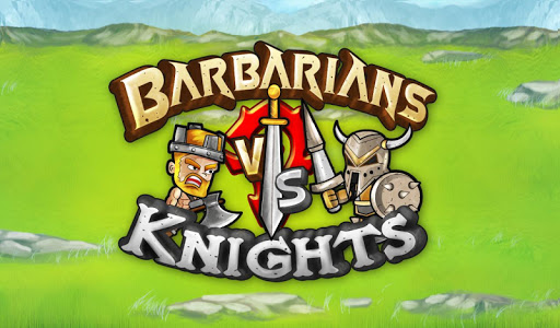 The Horde Barbarian VS Knight