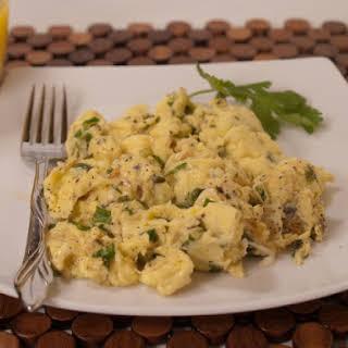 Spicy Scrambled Eggs Recipes.