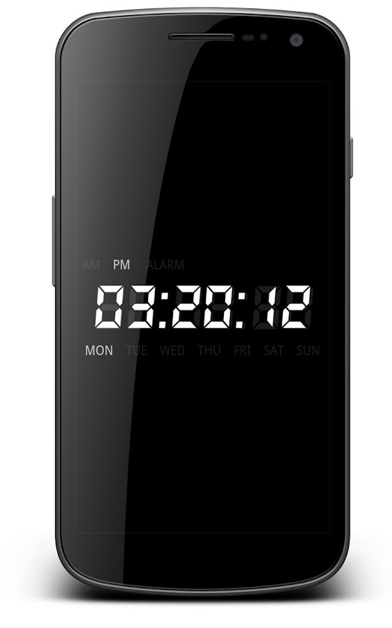 Night Clock HD - screenshot
