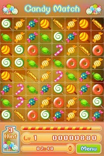 Candy Match- screenshot thumbnail