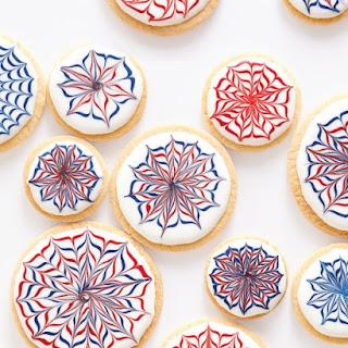 Fireworks Cookies