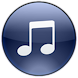 iTunes to android wireless icon
