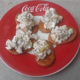Nutty Chicken Salad