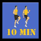 10 HIIT Workout Calisthenics
