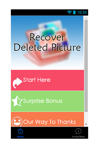 Recover Deleted Picture Guide