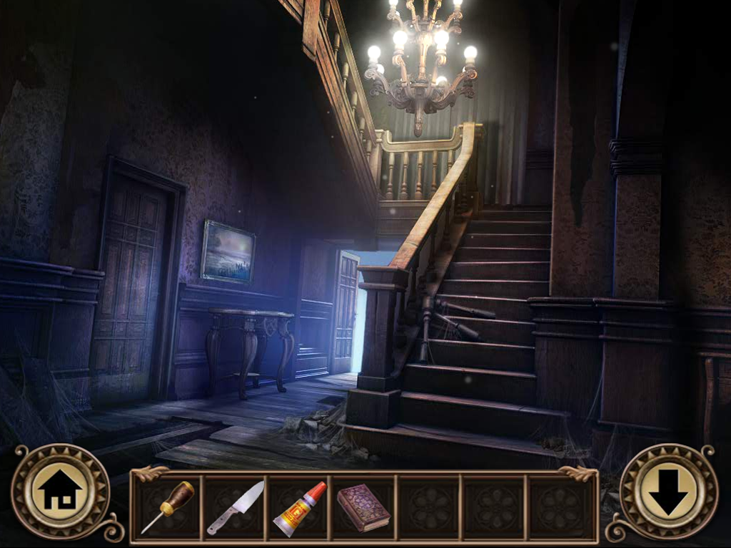 Darkmoor Manor - screenshot