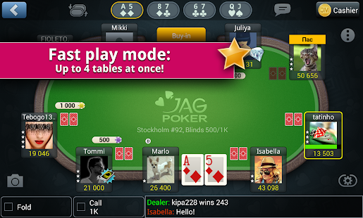 Jag Poker HD- screenshot thumbnail