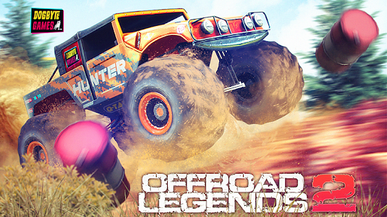 Offroad Legends 2 - Hill Climb Screenshot 5