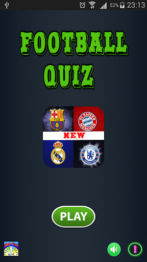Guess the football - New Quiz