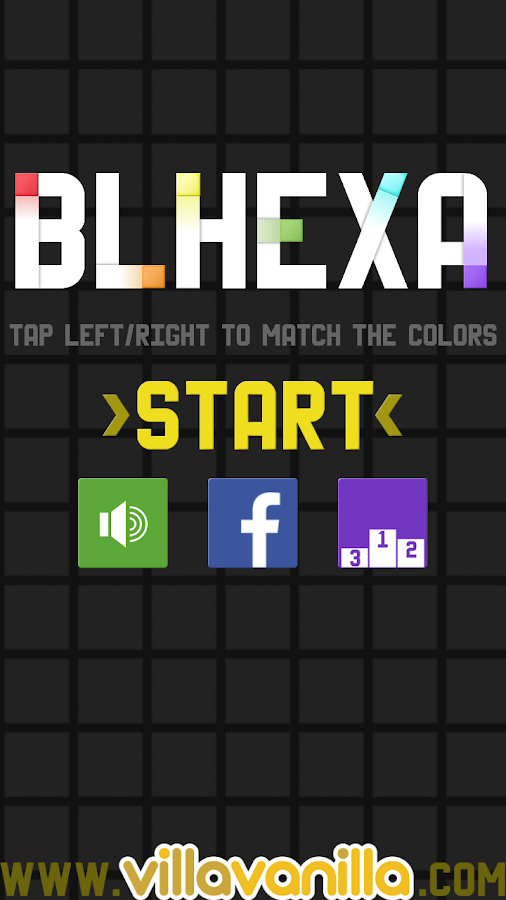 Blhexa- screenshot
