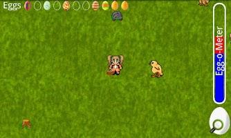 Screenshot of Easter Bunny's Egg Hunt Free