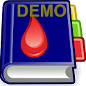 DiaLog: Diabetes Logbook Demo icon