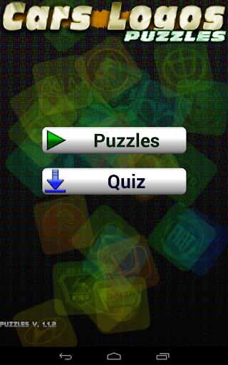 玩免費解謎APP|下載Cars Logos Puzzles HD app不用錢|硬是要APP