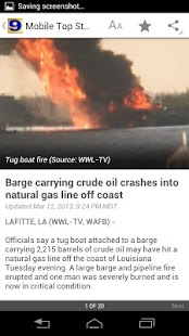WAFB Local News - screenshot thumbnail