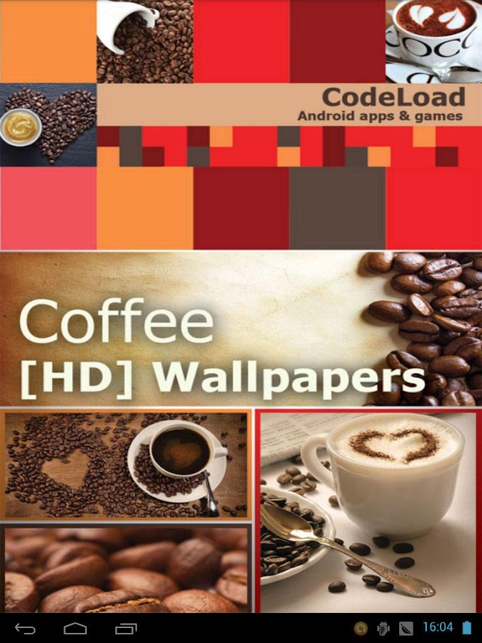 Coffee [HD] Wallpapers - screenshot