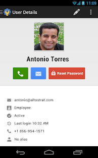 Google Admin - screenshot thumbnail