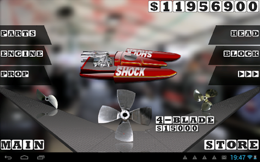 Drag Racing Boats Screenshot