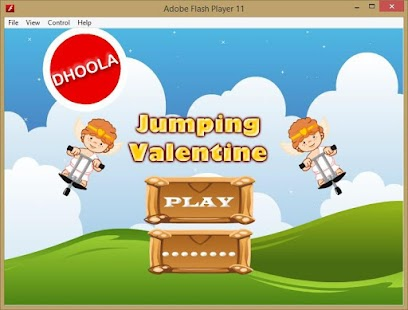 Jumping Valentine- screenshot thumbnail
