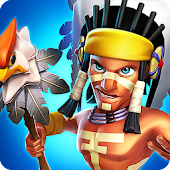 Download Island Raiders War of Legends APK to PC