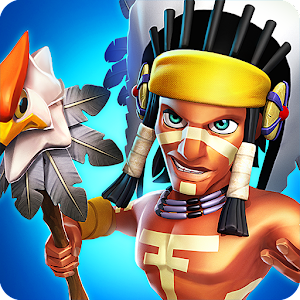 Island Raiders: War of Legends for PC and MAC