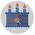 BSF: Birthday Scheduler for Fb icon