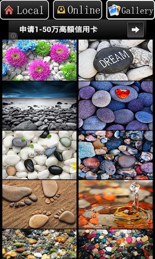 Magic Colorful Stone
